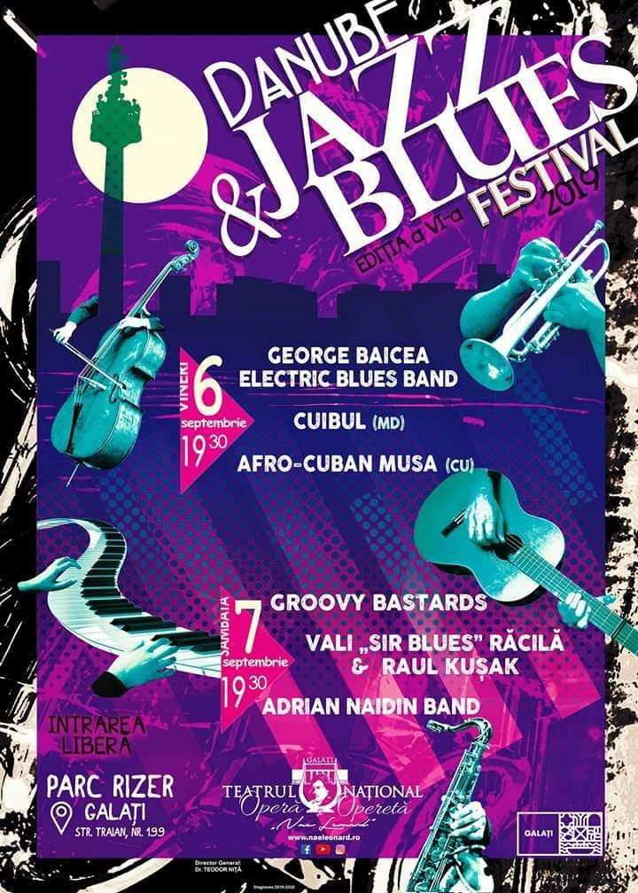 Danube Jazz & Blues Festival