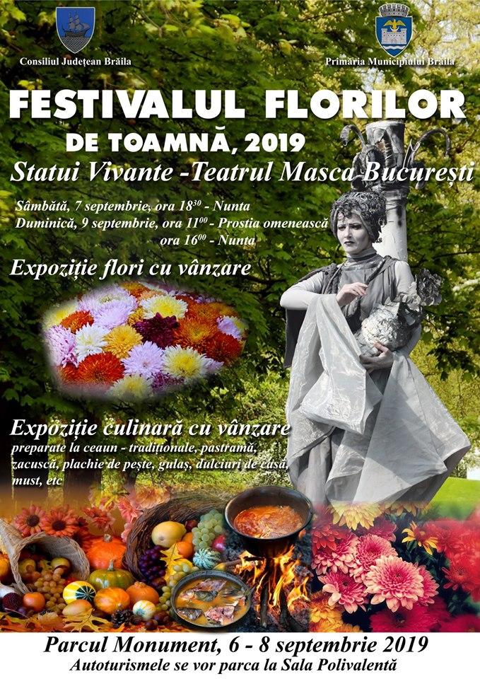 Festivalul florilor de Tomană 1
