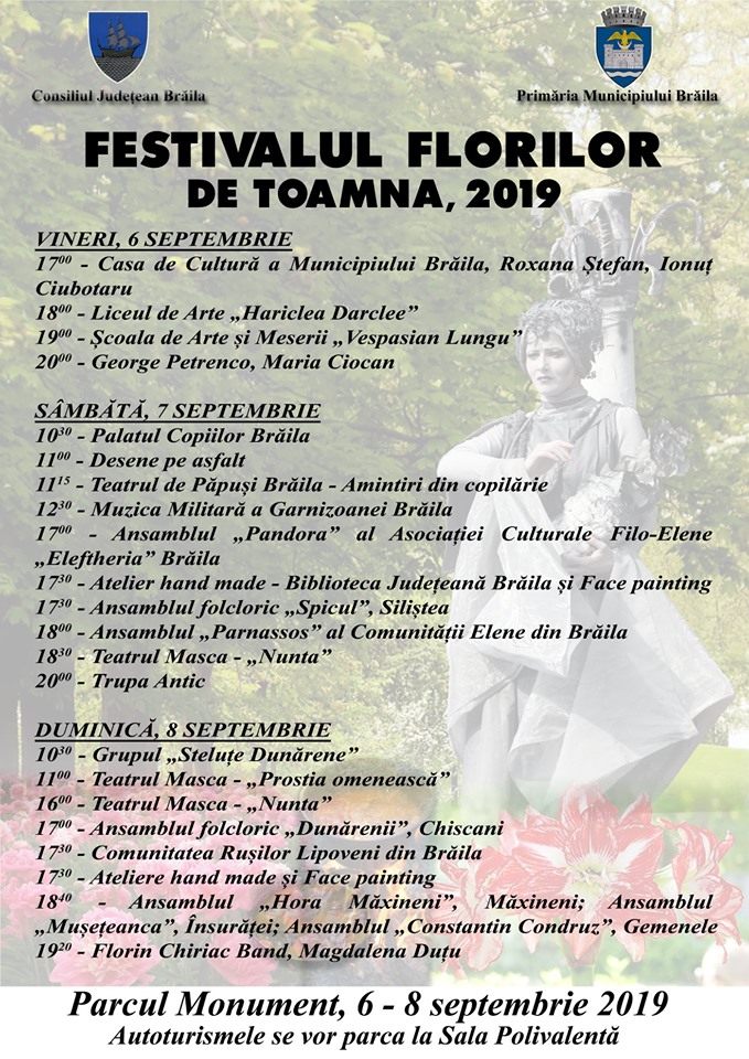 Festivalul florilor de Tomană 2