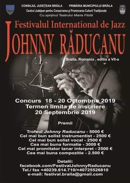 Festivalul Internaţional de Jazz Johnny Răducanu