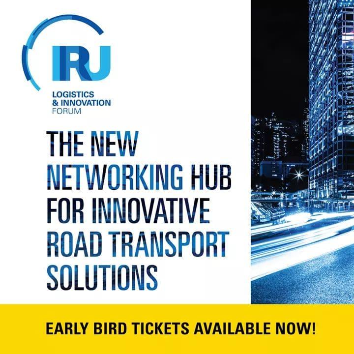 IRU Logistics and Innovation Forum