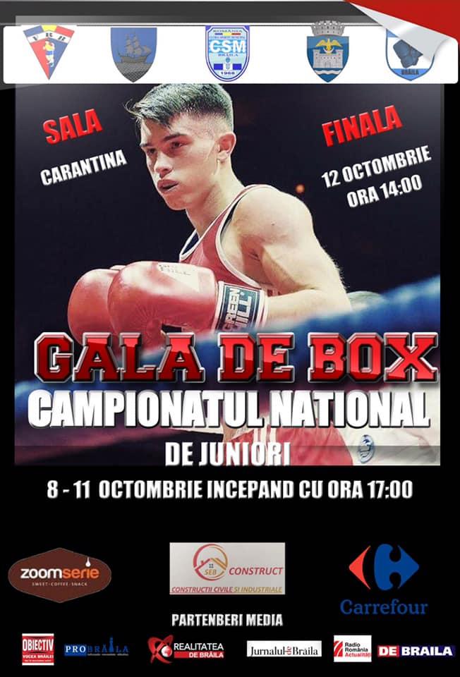 Campionatul Naţional de Box