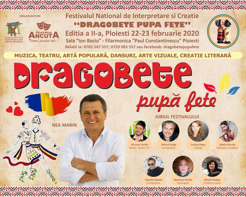 """""""Dragobete pupă fete"""", Festival Național de Creație și Interpretare"""