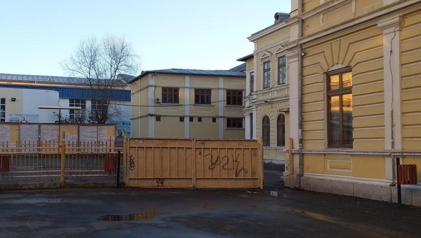 Liceul Murgoci