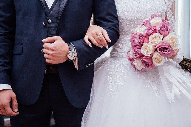 nunta, cuplu