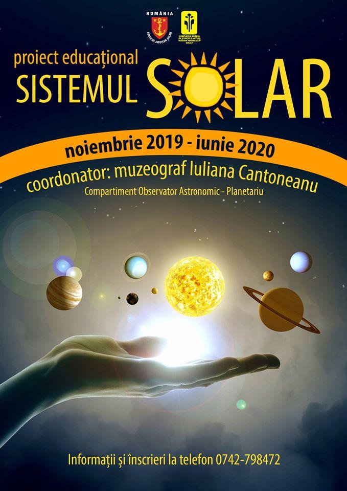 """Program educațional """"Sistemul Solar.jpg"""