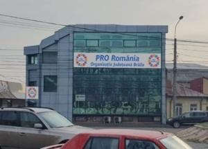 Sediul PRO România Brăila