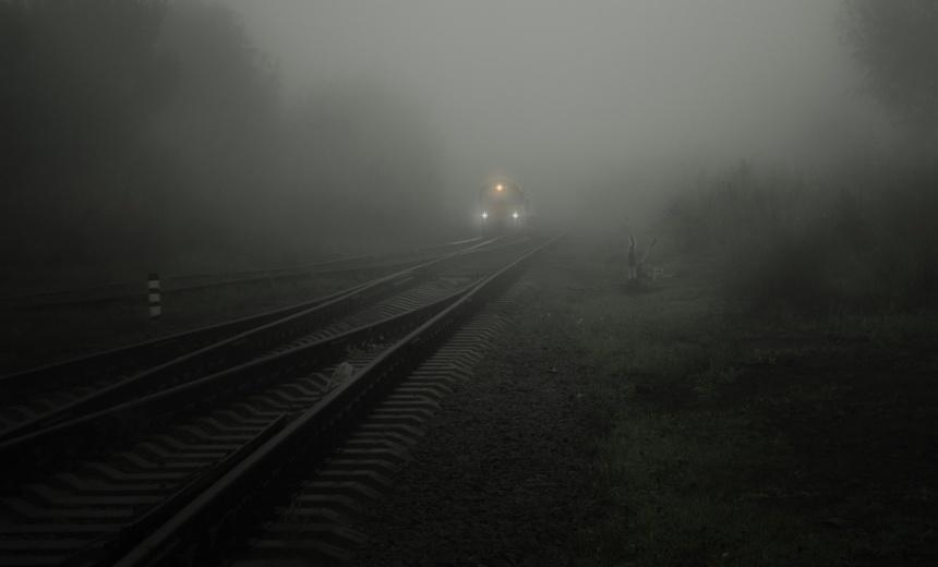 ceata, tren
