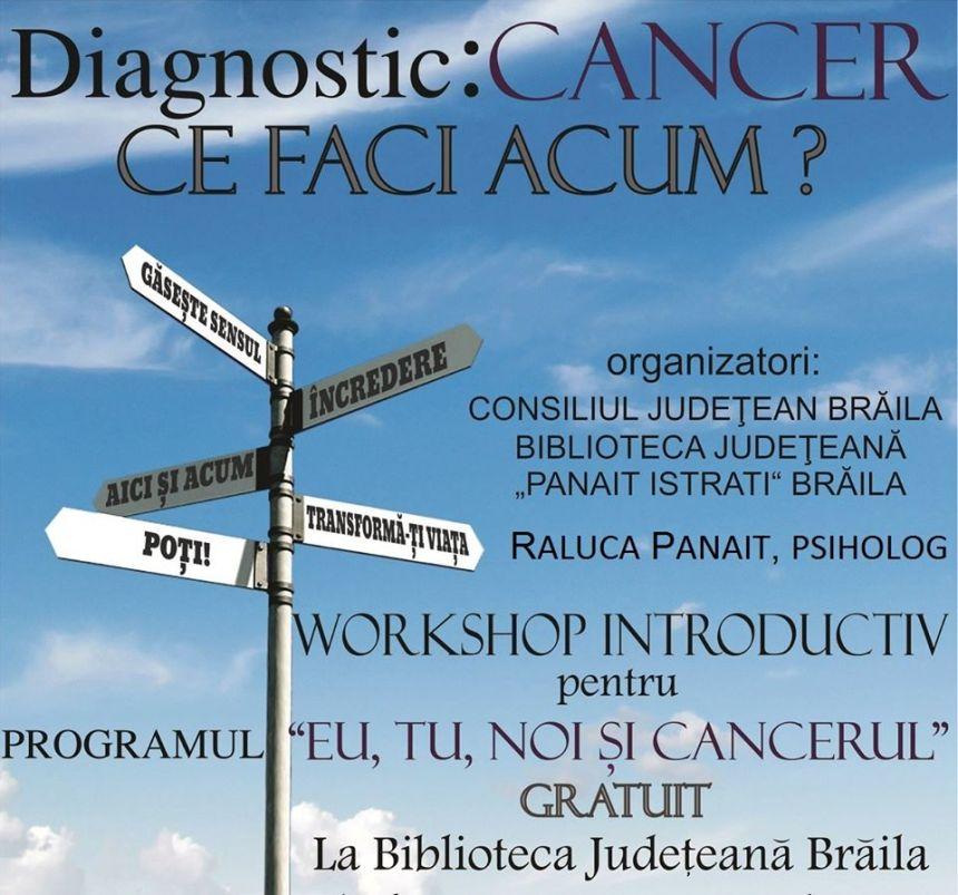 Eu, tu, noi și cancerul