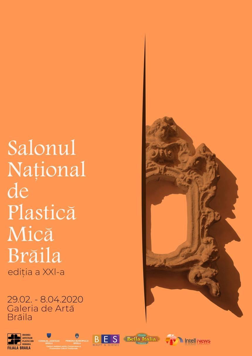 Salonul Național de Plastică Mică