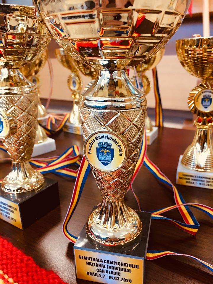 Semifinala Campionatului Național Individual de Șah Clasic 2020 – Brăila