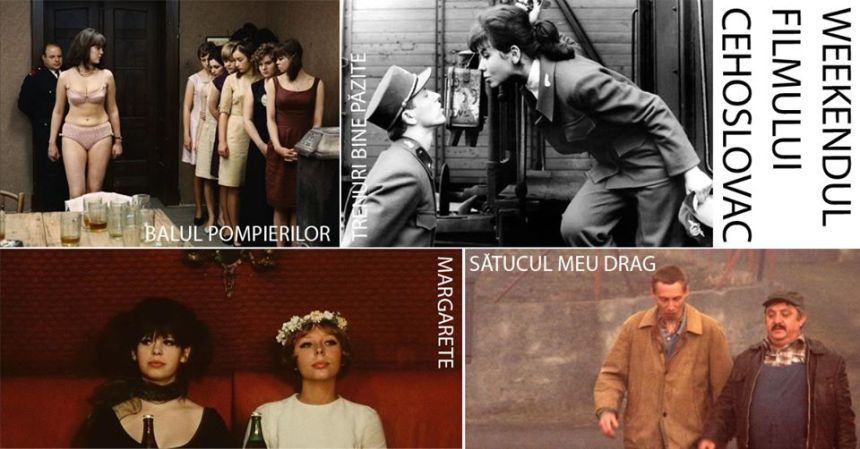 Weekend-ul filmului cehoslovac la Brăila