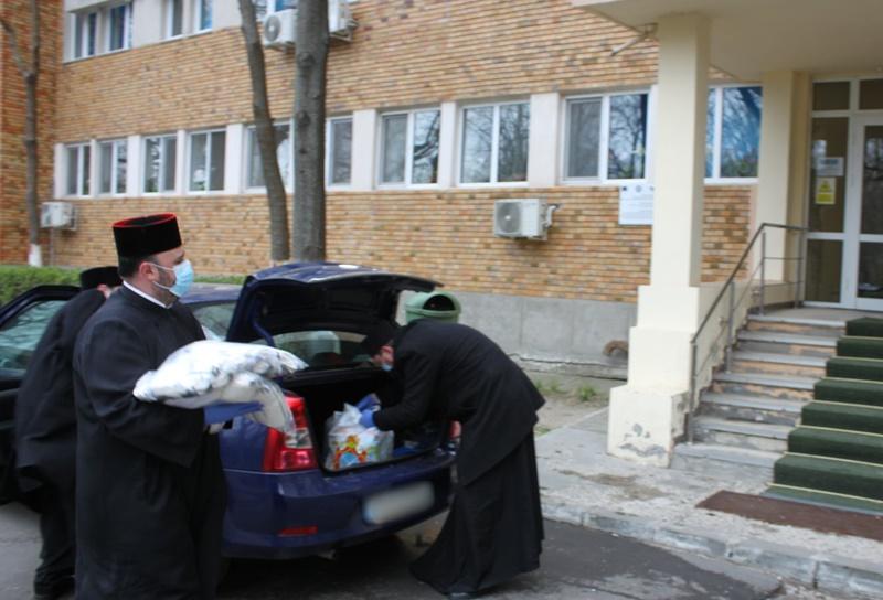 donatii, Arhiepiscopia Dunării de Jos