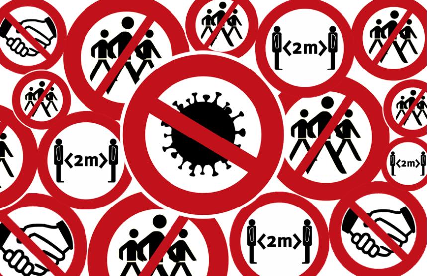reguli, pandemie