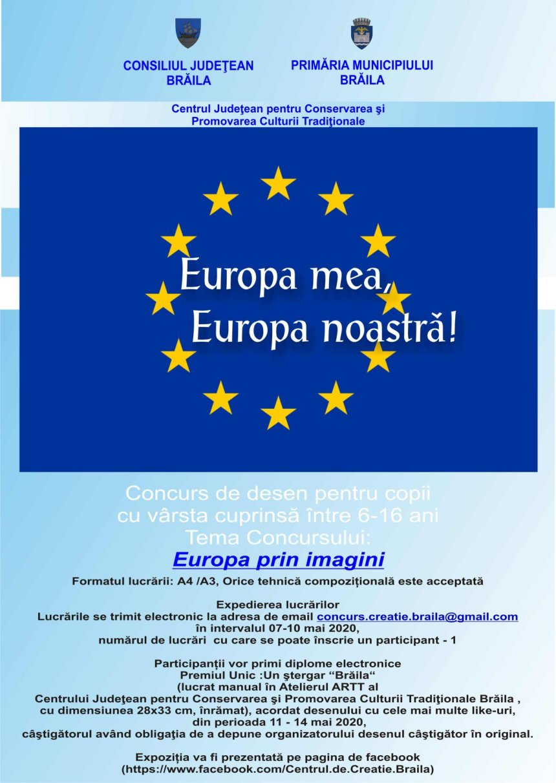 Europa mea, Europa noastra!