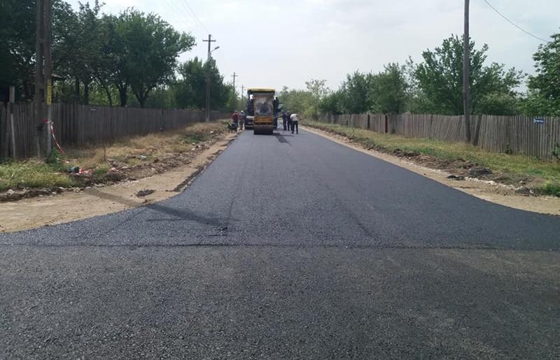 infrastructura drumuri - Ianca