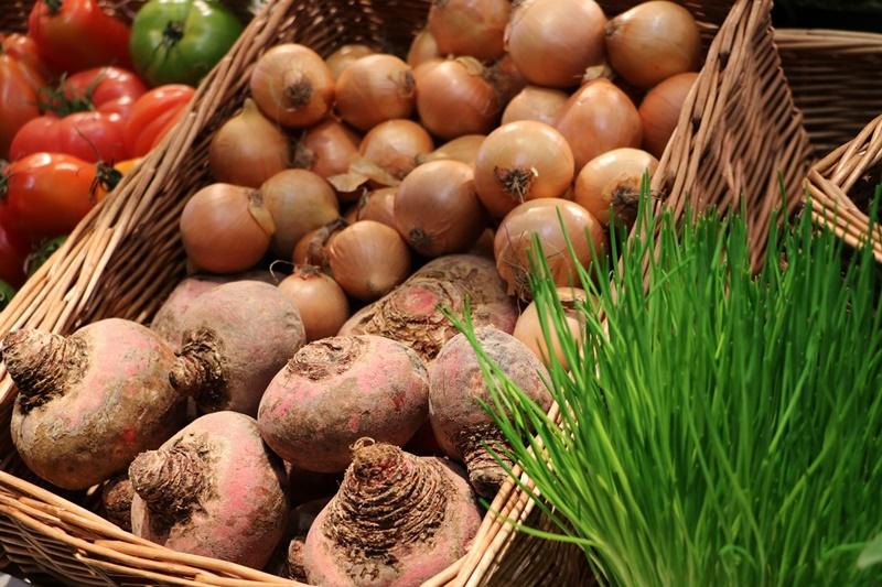 piata, legume