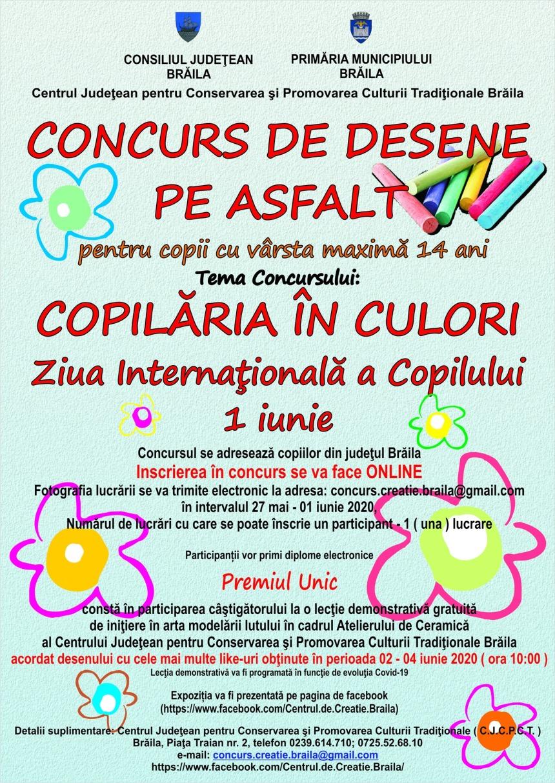 Poster - Copilaria in culori