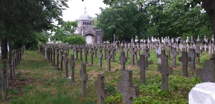 Ziua Eroilor, Cimitirul Municipal Sf Constantin, 2020 (2)
