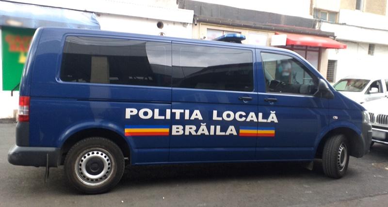 Politia Locala Braila, Masina
