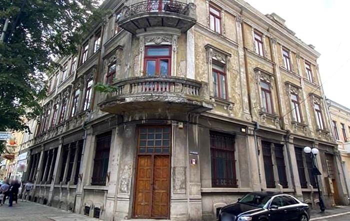 Casa inginer C.S. Budeanu