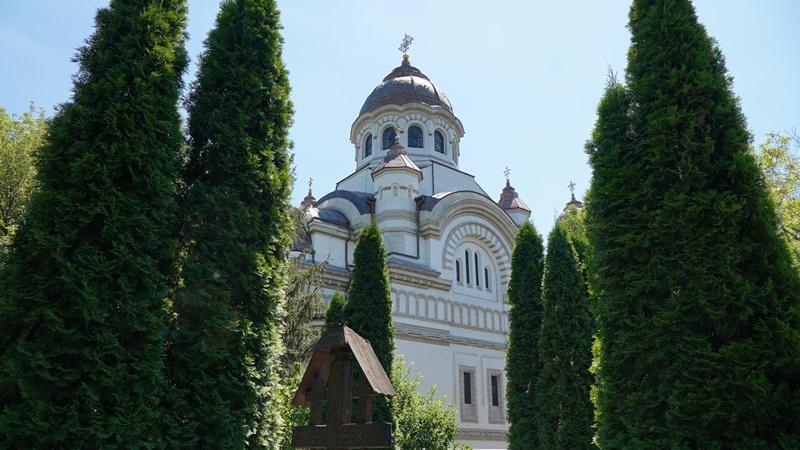 Catedrala Arhiepiscopala Sfantul Apostol Andrei si Sfantul Ierarh Nicolae, Galati