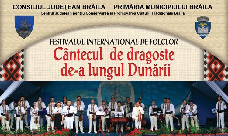 Festivalul International de Folclor Cantecul de dragoste de-a lungul Dunarii