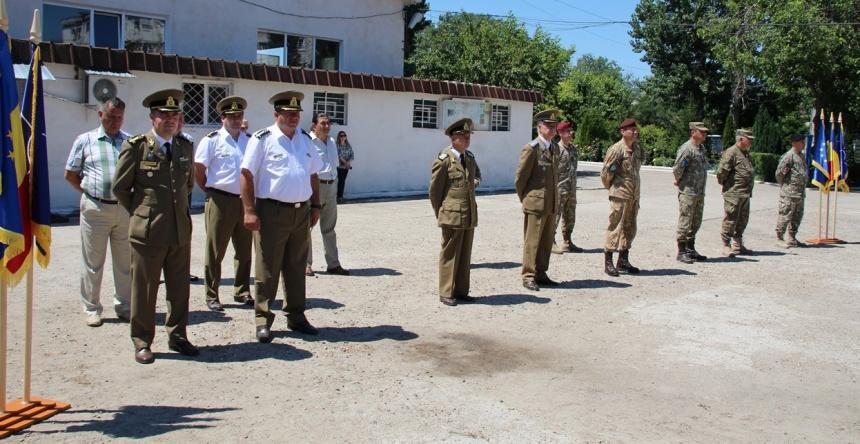 Ziua Sectiei 110 Mentenanta Echipamente Militare