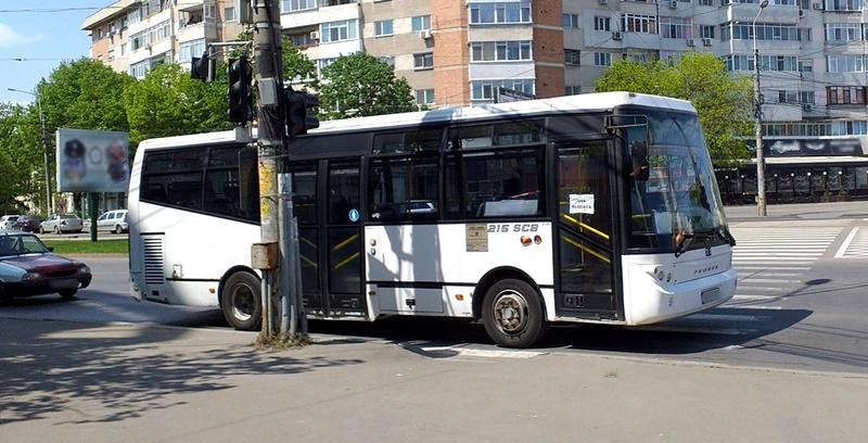 autobuz, transport