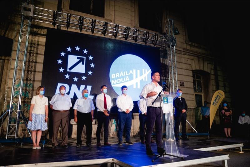 lansare a candidatilor aliantei PNL - Braila Noua (2)