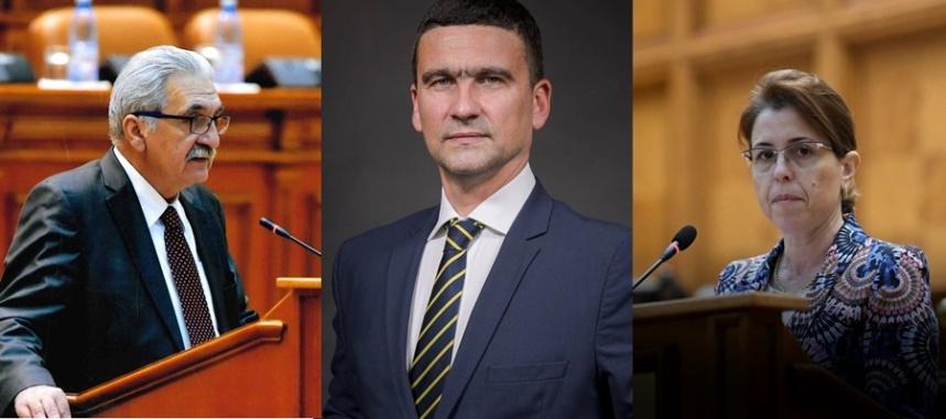 Vasile Varga, Catalin Boboc, Antoneta Ionita